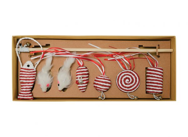 Cat Toy Gift Set - Annabel Trends