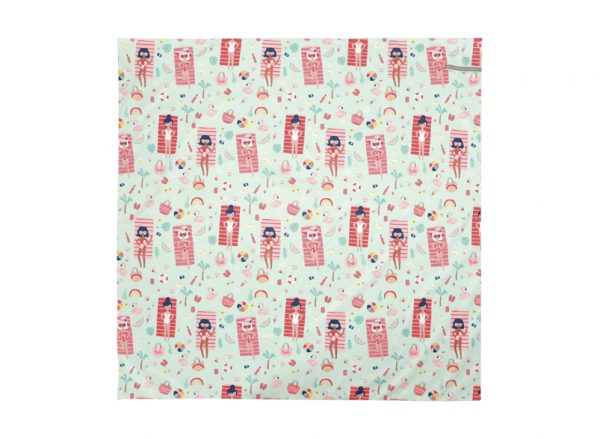 Picnic Mat - Easy Wipe - Beach Babes - Annabel Trends