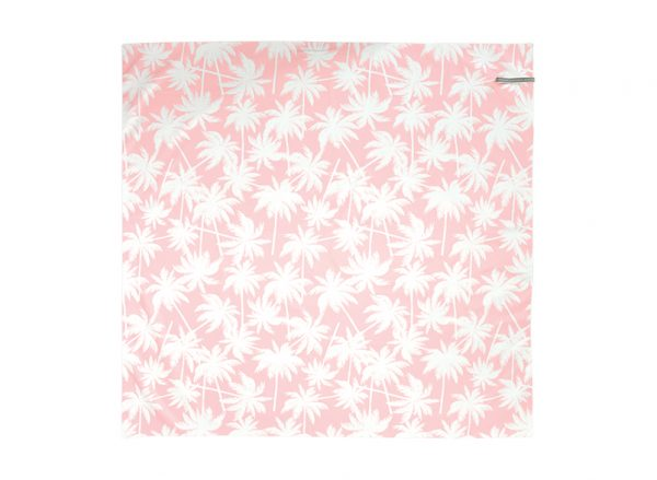 Picnic Mat - Easy Wipe - Palm Pink - Annabel Trends
