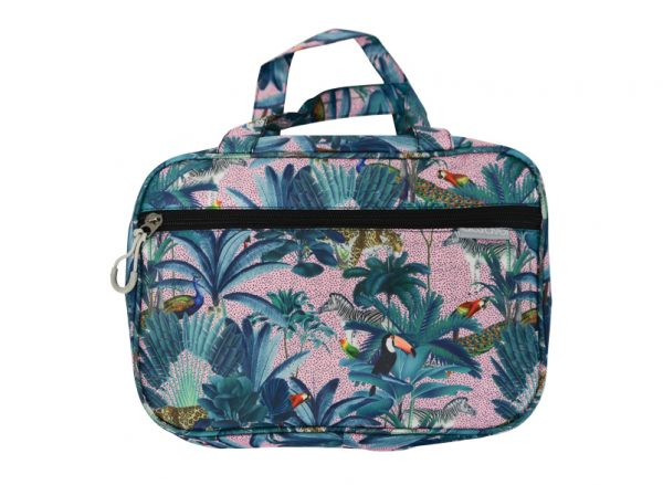 Toiletries Bag - Jungle Spot 1