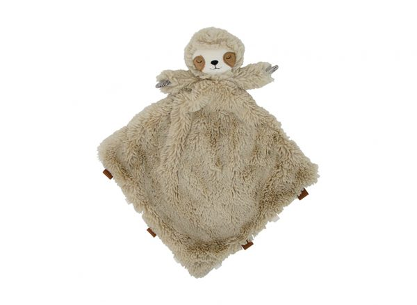 Security Blanket - Sloth Brown - Annabel Trends