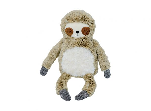 Plush - Sloth Brown - Annabel Trends