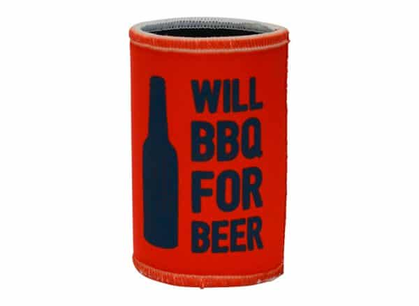 Can Cooler - Will BBQ For Beer - Annabel Trends