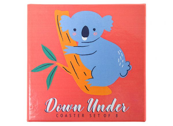 Coaster Set - Down Under - Annabel Trends