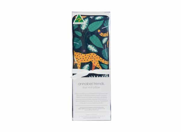 Eye Rest Pillow - Leopards Dark - Annabel Trends