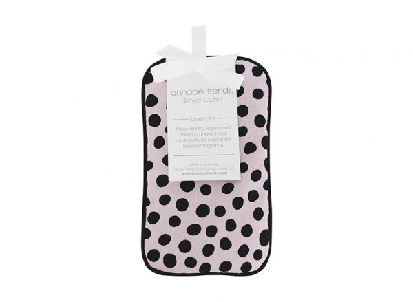 Drawer Sachet - Spot Pink - Annabel Trends