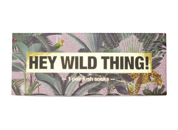 Socks - Boxed - Wild Things - Annabel Trends