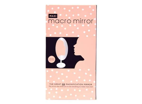 Macro Mirror - Maxi Stand - Annabel Trends