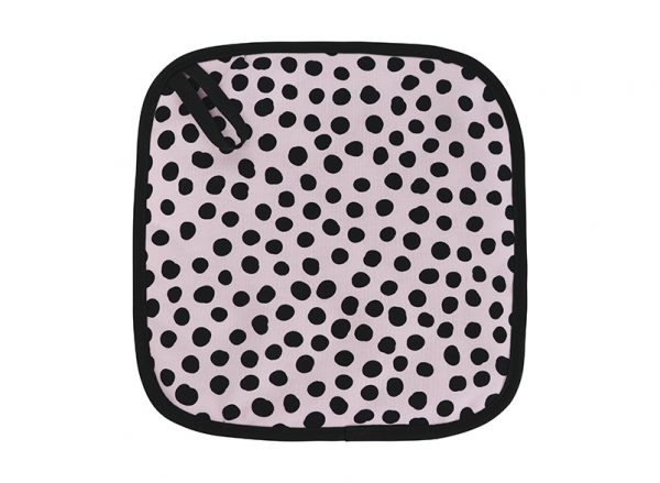 Pot Holder - Spot Pink - Annabel Trends