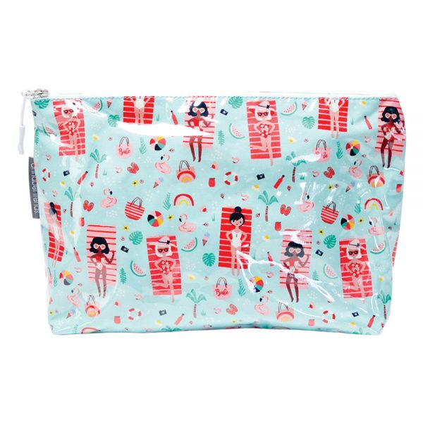 Cosmetic Bag - Large - Beach Babes - Annabel Trends