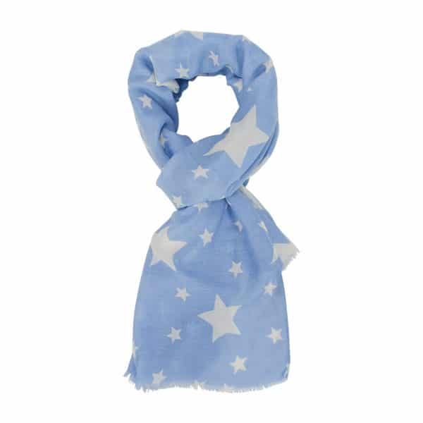 Super Max & Bryce - Scarf - Pale Blue - Annabel Trends