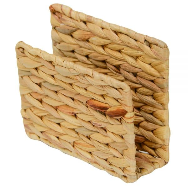 Picnic Napkin Holder - Water Hyacinth - Annabel Trends