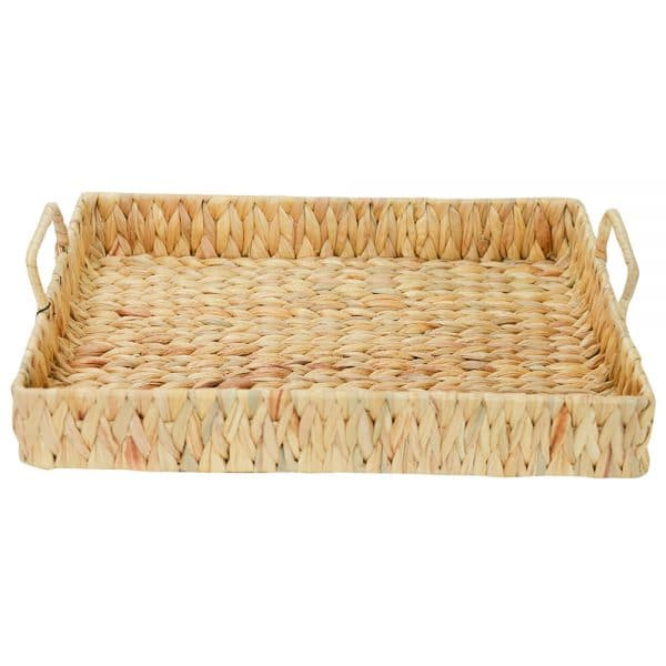 Picnic Tray Set - Water Hyacinth - Annabel Trends