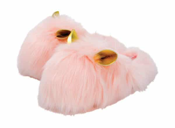 Slipper - Glam Critters - Pink - Annabel Trends