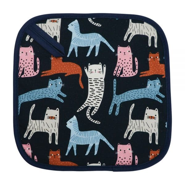 Pot Holder - Cat Mix - Annabel Trends