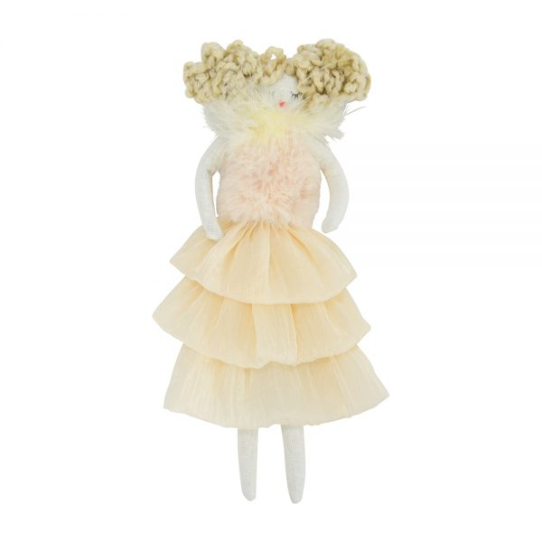 Hanging Dolly Ornament - Small - Angel Fairy Abigale - Annabel Trends
