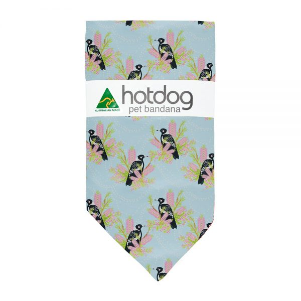 Hot Dog - Bandana - Magpie - Annabel Trends