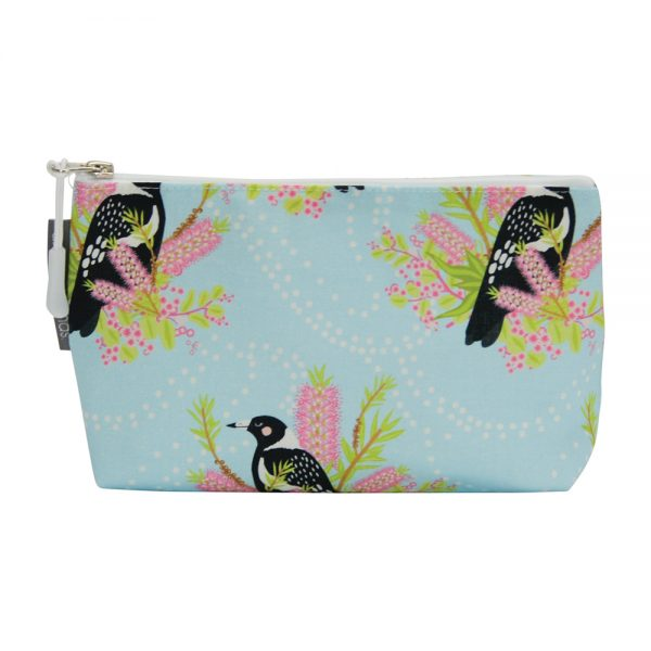 Cosmetic Bag – Small - Magpie - Annabel Trends