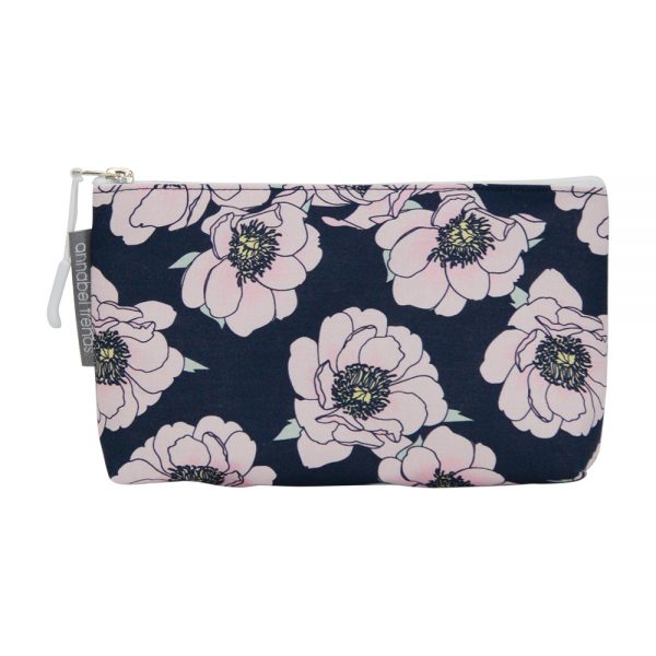 Cosmetic Bag – Small - Peonia - Annabel Trends