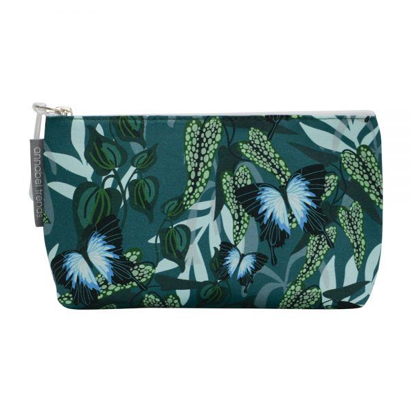 Cosmetic Bag – Small - Ulysses Butterfly - Annabel Trends