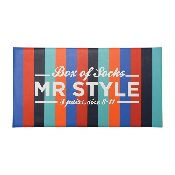 Funky Feet - Mr Style 3 pack - Annabel Trends