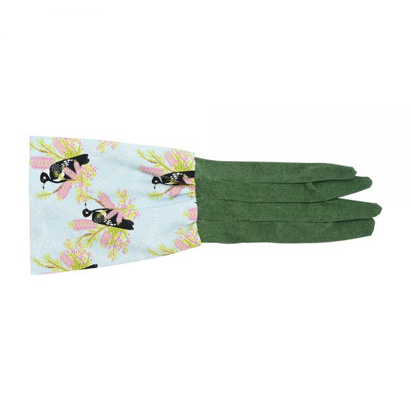 Long Sleeve Garden Gloves  - Magpie - Annabel Trends