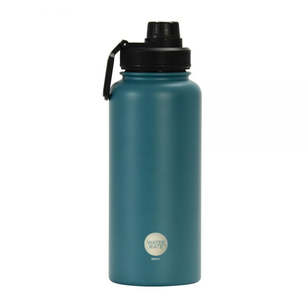 Watermate Drink Bottle - Stainless Steel - 950ml - Annabel Trends