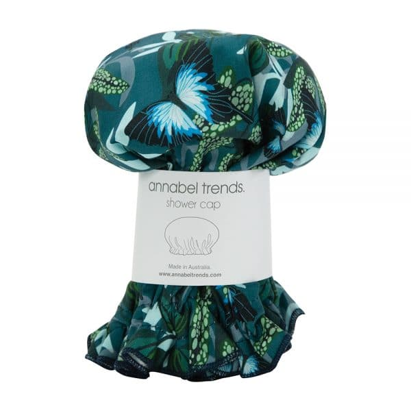 Shower Cap - Ulysses Butterfly - Annabel Trends