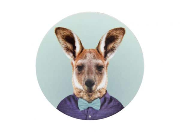 Zoo Portrait Coasters - Aussie Animals - Annabel Trends